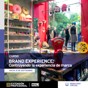 Curso: Brand Experience