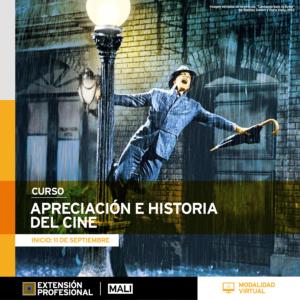 Curso: Apreciación e historia del cine